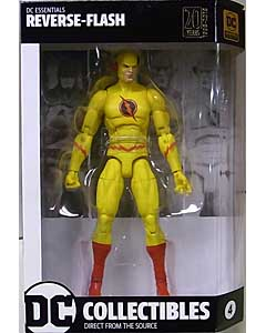 DC COLLECTIBLES DC ESSENTIALS REVERSE-FLASH パッケージ傷み特価