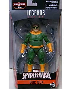 HASBRO MARVEL LEGENDS 2018 SPIDER-MAN SERIES 8.0 SPIDER-MAN DOC OCK [SP//dr SERIES]
