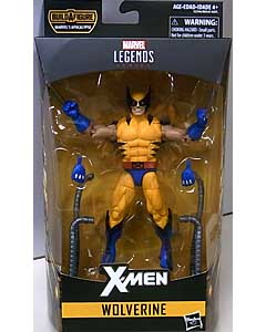 HASBRO MARVEL LEGENDS 2018 X-MEN SERIES 3.0 X-MEN WOLVERINE [APOCALYPSE SERIES] パッケージ傷み特価