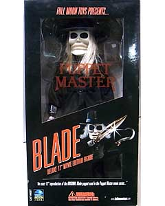 FULL MOON TOYS PUPPET MASTER 12インチ BLADE