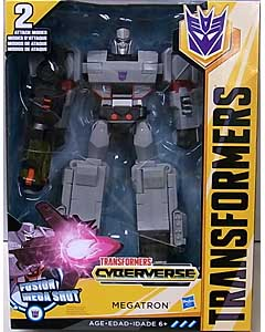 HASBRO アニメ版 TRANSFORMERS CYBERVERSE ULTIMATE CLASS MEGATRON
