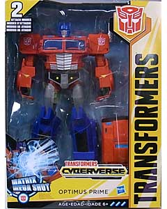 HASBRO アニメ版 TRANSFORMERS CYBERVERSE ULTIMATE CLASS OPTIMUS PRIME