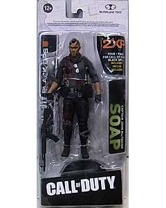 "McFARLANE TOYS CALL OF DUTY 6インチアクションフィギュア JOHN ""SOAP"" MACTAVISH [BLOODY VARIANT]"