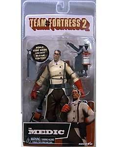NECA TEAM FORTRESS 2 7インチアクションフィギュア シリーズ4 RED THE MEDIC