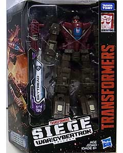 HASBRO TRANSFORMERS SIEGE DELUXE CLASS SKYTREAD