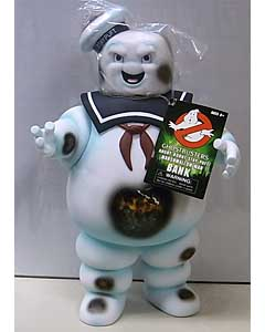 DIAMOND SELECT GHOSTBUSTERS STAY PUFT MARSHMALLOW MAN BANK [ANGRY BURNT]