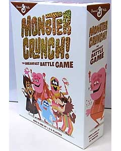 BIG G CREATIVE MONSTER CRUNCH! THE BREAKFAST BATTLE GAME