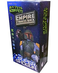 FUNKO x SUPER 7 SUPER SHOGUN: STAR WARS BOBA FETT [THE EMPIRE STRIKES BACK VERSION]