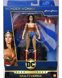 MATTEL DC COMICS MULTIVERSE 6.5インチアクションフィギュア SIGNATURE COLLECTION WONDER WOMAN TV SERIES WONDER WOMAN