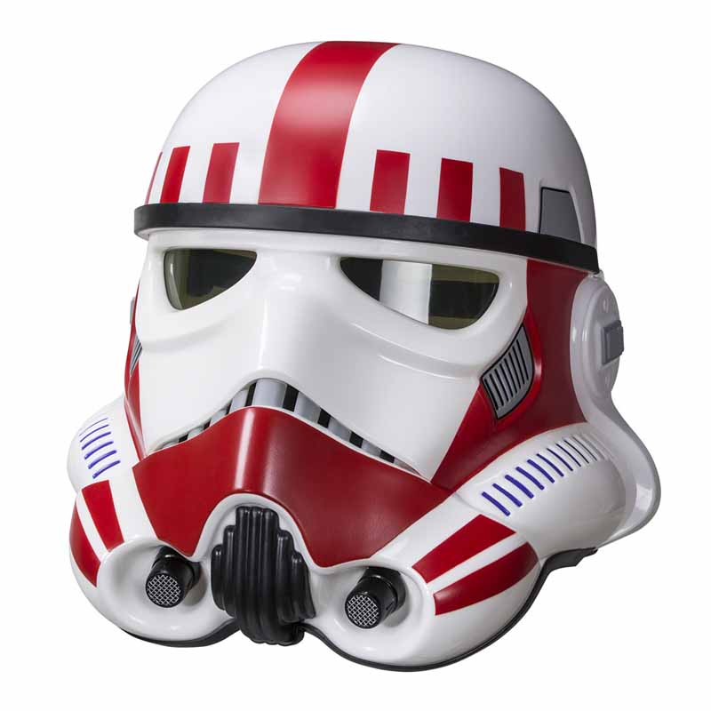 HASBRO STAR WARS THE BLACK SERIES GAMESTOP限定 IMPERIAL SHOCK TROOPER ELECTRONIC HELMET