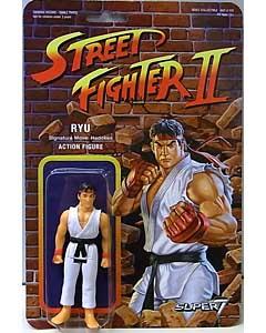 SUPER 7 REACTION FIGURES 3.75インチアクションフィギュア STREET FIGHTER II RYU