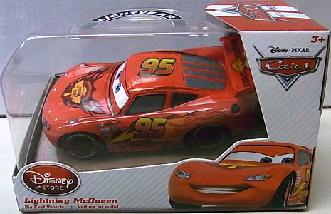 CARS 2015 USAディズニーストア限定 ダイキャストミニカー LIGHTNING McQUEEN