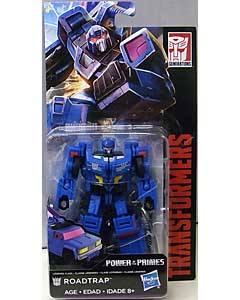 HASBRO TRANSFORMERS GENERATIONS POWER OF THE PRIMES LEGENDS CLASS ROADTRAP