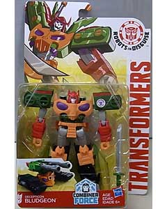 HASBRO アニメ版 TRANSFORMERS ROBOTS IN DISGUISE COMBINER FORCE WARRIOR CLASS DECEPTICON BLUDGEON
