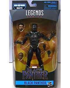 HASBRO MARVEL LEGENDS 2018 BLACK PANTHER SERIES 1.0 映画版 BLACK PANTHER BLACK PANTHER [OKOYE SERIES]