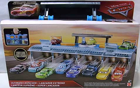 MATTEL CARS 2018 PLAYSET ULTIMATE LAUNCHER