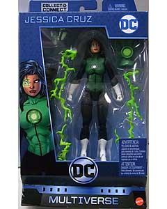 MATTEL DC COMICS MULTIVERSE 6インチアクションフィギュア DC REBIRTH JESSICA CRUZ [CLAYFACE SERIES]