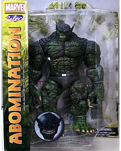 DIAMOND SELECT MARVEL SELECT ABOMINATION パッケージ傷み特価
