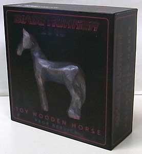 NECA BLADE RUNNER 2049 プロップレプリカ TOY WOODEN HORSE