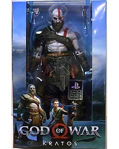 NECA PLAYER SELECT GOD OF WAR 2018 7インチアクションフィギュア STANDARD KRATOS