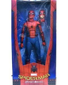 NECA 映画版 SPIDER-MAN: HOMECOMING 1/4スケールアクションフィギュア SPIDER-MAN