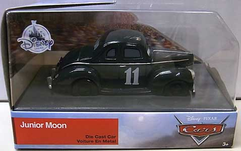 CARS 3 USAディズニーストア限定 ダイキャストミニカー JUNIOR MOON