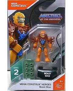 MEGA CONSTRUX MEGA CONSTRUX HEROES SERIES 2 MASTERS OF THE UNIVERSE BEAST MAN