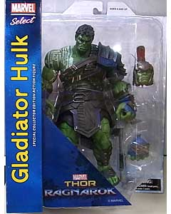 DIAMOND SELECT MARVEL SELECT 映画版 THOR: RAGNAROK GLADIATOR HULK