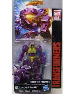 HASBRO TRANSFORMERS GENERATIONS POWER OF THE PRIMES LEGENDS CLASS CINDERSAUR