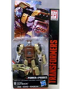 HASBRO TRANSFORMERS GENERATIONS POWER OF THE PRIMES LEGENDS CLASS AUTOBOT OUTBACK