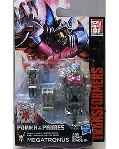 HASBRO TRANSFORMERS GENERATIONS POWER OF THE PRIMES PRIME MASTER MEGATRONUS