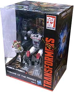 2018年 サンディエゴ・コミコン限定 HASBRO TRANSFORMERS GENERATIONS POWER OF THE PRIMES THRONE OF THE PRIMES
