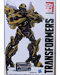 2018年 サンディエゴ・コミコン限定 HASBRO TRANSFORMERS STUDIO SERIES BUMBLEBEE VOL.1 RETRO ROCK GARAGE