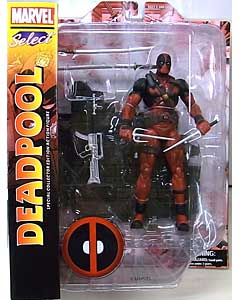 DIAMOND SELECT MARVEL SELECT DEADPOOL [再販] パッケージ傷み特価