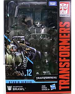 HASBRO TRANSFORMERS STUDIO SERIES VOYAGER CLASS DECEPTICON BRAWL #12
