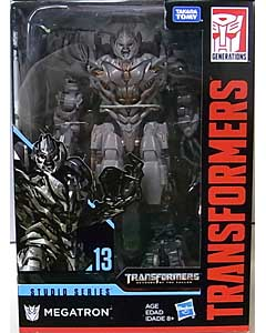 HASBRO TRANSFORMERS STUDIO SERIES VOYAGER CLASS MEGATRON #13 ワケアリ特価