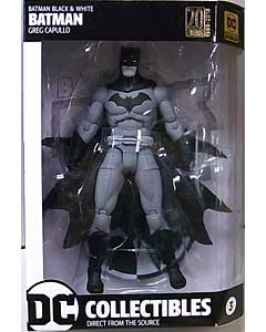 DC COLLECTIBLES BATMAN BLACK & WHITE BATMAN [GREG CAPULLO]