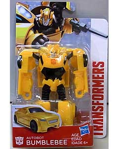 HASBRO TRANSFORMERS AUTHENTICS 4.5インチフィギュア AUTOBOT BUMBLEBEE