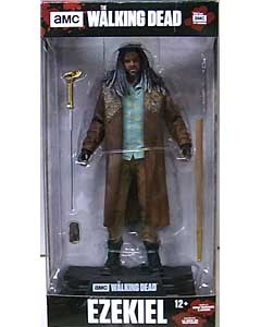McFARLANE TOYS THE WALKING DEAD TV COLOR TOPS 7インチアクションフィギュア EZEKIEL