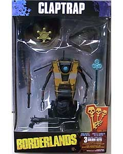 McFARLANE TOYS BORDERLANDS 4.5インチアクションフィギュア CLAPTRAP DELUXE BOX SET