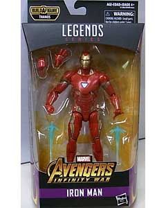 HASBRO MARVEL LEGENDS 2018 AVENGERS SERIES 4.0 映画版 AVENGERS: INFINITY WAR IRON MAN [THANOS SERIES]