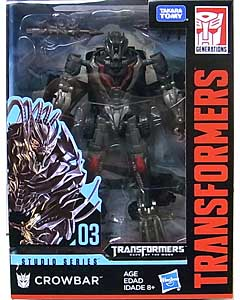 HASBRO TRANSFORMERS STUDIO SERIES DELUXE CLASS CROWBAR #03