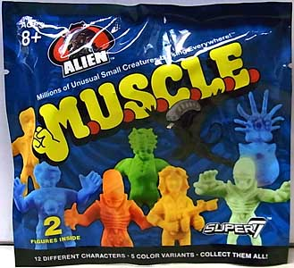 SUPER 7 MUSCLE ALIEN BLIND PACK 1PACK