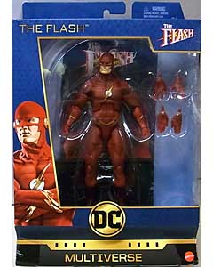 MATTEL DC COMICS MULTIVERSE 6.5インチアクションフィギュア SIGNATURE COLLECTION THE FLASH 1990s TV SERIES THE FLASH