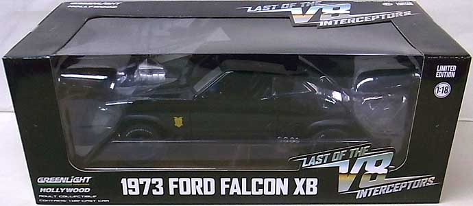 GREENLIGHT 1/18スケール LAST OF THE V8 INTERCEPTORS 1973 FORD FALCON XB