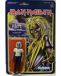 SUPER 7 REACTION FIGURES 3.75インチアクションフィギュア IRON MAIDEN EDDIE [KILLERS]