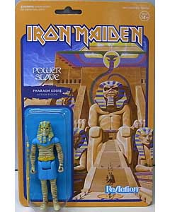 SUPER 7 REACTION FIGURES 3.75インチアクションフィギュア IRON MAIDEN EDDIE [POWERSLAVE]