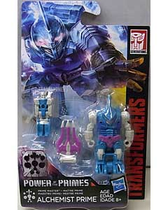 HASBRO TRANSFORMERS GENERATIONS POWER OF THE PRIMES PRIME MASTER ALCHEMIST PRIME