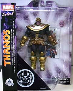 DIAMOND SELECT MARVEL SELECT USAディズニーストア限定 映画版 AVENGERS: INFINITY WAR THANOS