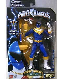 USA BANDAI POWER RANGERS LEGACY COLLECTION 6インチアクションフィギュア ZEO BLUE RANGER